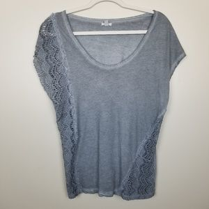 | Urban Outfitters | Ecote Gray Top size M